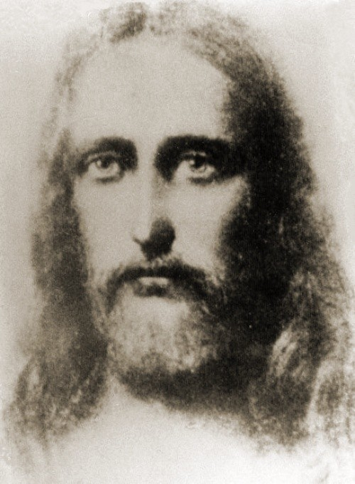 a photograph of Jesus